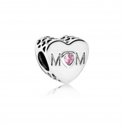 PANDORA Mother Heart Charm 791881PCZ