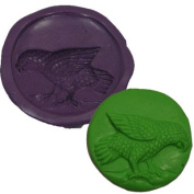 Paula Radke Silicone Mould- Parrot Facing Right