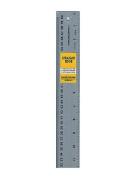 Alumicolor Ludwig Precision Aluminium Straight Edge, 60cm