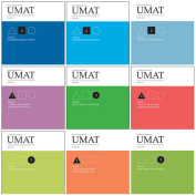 UMAT Series COMPLETE PACKAGE(Undergraduate medical health sciences admission test