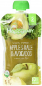 HappyBaby CC Organics Apples, Kale & Avocados Organic Baby Food