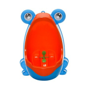 LaMi Cute Baby Toilet Training Children Potty Urinal Pee Trainer Urine For Boys with Funny Aiming Target