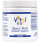 Vital Nutrients - Berry Well Immune Support - Supports and Maintains Healthy Immune System Function - 90 Grammes