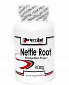 Nettle Root Standardised Extract 300mg 100 Capsules ~ Renevitol