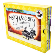 Hairy Maclary and Friends 10 Books Box Set Collection Kids Story By Lynley Dodd