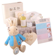 Baby Moi Peter Rabbit Luxury Gift Hamper