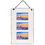 Art Deco Home - Photo Frame 3 Photos 10x15 cm