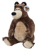 Masha And The Bear - The Bear Plush Toy - Sitting Bear 35cm