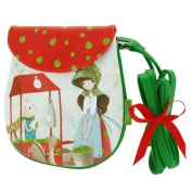 Santoro Kori Kumi Purse Shoulder Bag - An Apple A Day