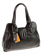 Valleverde Women's Cross-Body Bag Black NERO/schwarz