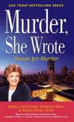 Murder She Wrote [Large Print]
