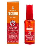Lee Stafford Arganoil From Morocco Nourishing Miracle Oil 50Ml - Pack of 2