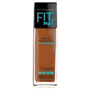 Maybelline Fit Me Matte and Poreless Foundation - 30 ml, 340 Cappuccino