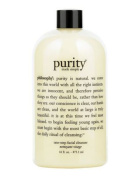 Philosophy Purity Made Simple 3-In-1 Cleanser For Face And Eyes 480Ml - Pack of 2