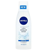 Nivea® Daily Essentials Caring Micellar Water Normal Skin 200Ml - Pack of 6