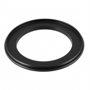55mm-72mm 55mm to 72mm Male to Male Step up Ring Adapter Black for Camera