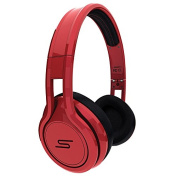 SMS Audio STREET by 50 Cent On-Ear Limited Edition Headphones - Red