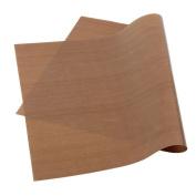 MyLifeUNIT Reusable Non Stick Cookie Sheet Liner - Baking Parchment Paper 41cm × 60cm