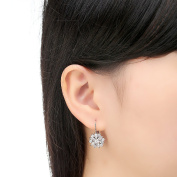Presentski Fashion Earrings with Austria Cubic Zircon For Girls Women Jewellery Collection