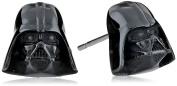 Star Wars Adult 3D Darth Vader Stud Earrings