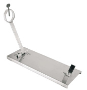 Flores Cortés 17603 Folding Ham Stand, Stainless Steel Base