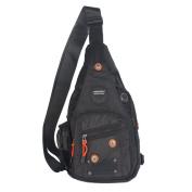 Innturt Nylon Sling Bag Backpack Daypack