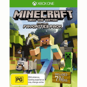 Minecraft Favourites Pack