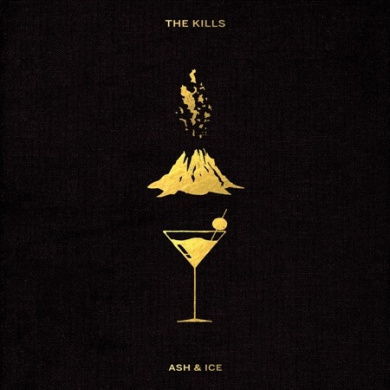 Ash & Ice CD by The Kills 1Disc