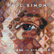Stranger to Stranger (Deluxe Edition) CD by Paul Simon 1Disc