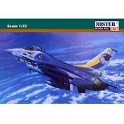 "MisterCraft MCD82 1:72 Scale ""F-16D-30 Spadahlem A.B"" Model Kit"