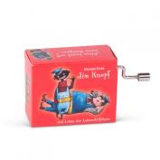 "'Mini Barrel Organ Jim Knopf-Lummer Country Song """