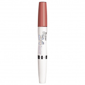 Maybelline New York Superstay 24H Lipstick (Crystal Shock 370 Cinnamon Brilliance) 5 ml