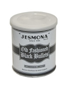 Jesmona Old Fashioned Black Bullets Mint Flavoured Sweets 250g