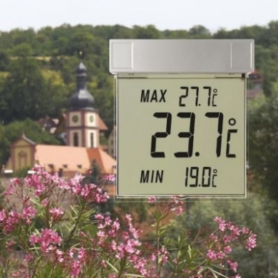 Min Max Window Thermometer Digital Outdoor Thermometer