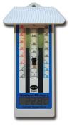 Digital Max Min Thermometer - Classic Design