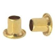 GS 4-4 Brass Eyelets 25,000 pcs