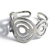 Metallic Fashion Ring