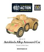 Autoblinda AB41 WWII Italian Armoured Car