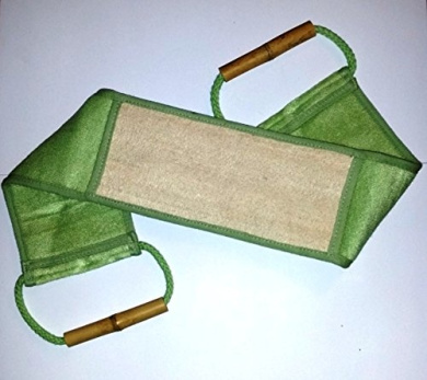 Bamboo Fibre Back Strap