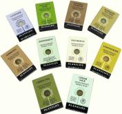 Plantlife Soap Sampler 10 pack of Aromatherapy Herbal 30ml Soap Bars