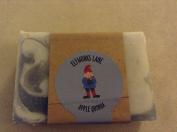 Apple Quinoa Small Batch Luxury Gourmet Vegan Soap 120ml