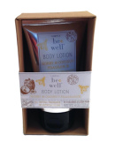 Simply Bee Well Body Lotion - Honey Coconut Fragrance