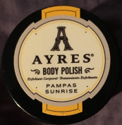 Ayres Body Polish Pampas Sunrise 30ml Exfoliant