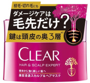 Clear Beauty penetration Scalp & Hair Mask 170g