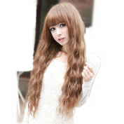 Gorgeous Sexy Kanekalon Long Wavy Sexy Hair Wig Wigs