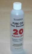 Scruples Pure Oxi Clear Developer 20 Volume (6%) 250ml