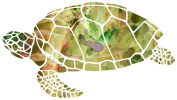 Sea Turtle Set of 4 Temporary Tattoos