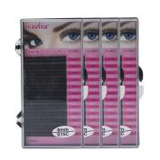 4 Tray Makeup Beauty False Eyelash Eye Lashes Extension C Curl 8/10/12/14mm