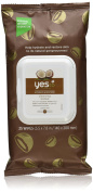 Yes To Coconut Cleansing Wipes, 25 Count