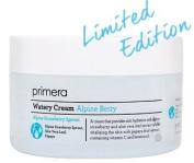 Primera Alpine Berry Watery Cream 2016 New Limited Edition 100ml/3.3 fl oz